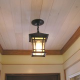 Trim and ceiling details