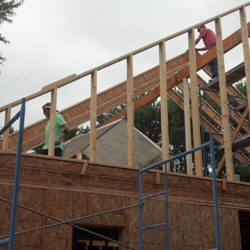 roof framing 12